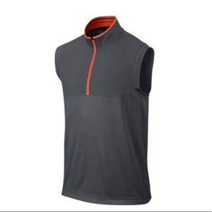 ⛳️Nike Golf🏌🏼♂️Dri-Fit 1/2 Zip Vest Pullover